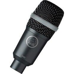 AKG D40 Cardioid Instrument Microphone