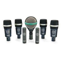 AKG DrumSet Concert 1 Microphone Package