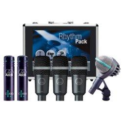AKG Rhythm Pack Studio Microphone Recording Kit