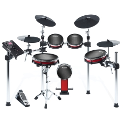 Alesis CrimsonIIKit 9-Piece Electronic Drum Kit with Mesh Heads