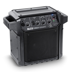 Alto UBERPA 50 Watt Rechargeable Battery Operated Portable Bluetooth PA System