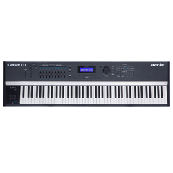 Kurzweil ARTIS Pro Stage Piano Series 88 Note Fully-Weighted Hammer-Action Keyboard