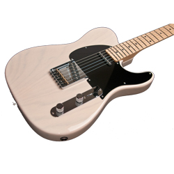 GandL ASATCLASSICUSA 6 String ASAT CLASSIC USA model Electric Guitar in blonde finish (CLEARANCE MODEL)