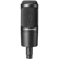 Audio-Technica AT2035 Large-Diaphragm Condenser Microphone