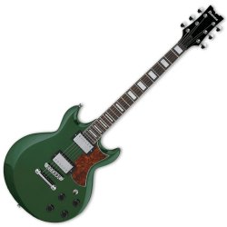 Ibanez AX120-MFT AX Series Guitar 6 String Electric Guitar - Metallic Forest Green