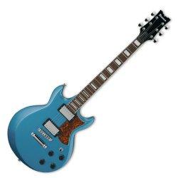 Ibanez AX120-MLB AX Series 6 String Electric Guitar - Metallic Light Blue