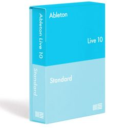 Ableton Live 10 UPG from Live Lite Professional Audio Software Upgrade (e-licence)