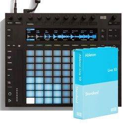 Ableton PUSH 2 & Live 10 Bundle Professional Audio Controller with Live 10 Standard Software