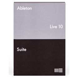 Ableton Suite 10 Educational Full Range Audio Software at Educational Pricing