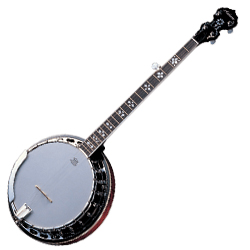 Alabama ALB40 5 String Banjo