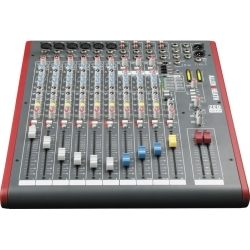 Allen & Heath ZED-12FX 6 Mono and 3 Stereo Channel Mixer (open box clearance - mint)