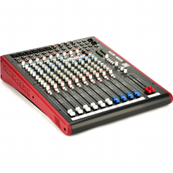 Allen & Heath ZED-14 6 Mono 4 Stereo channel Mixer with USB in out