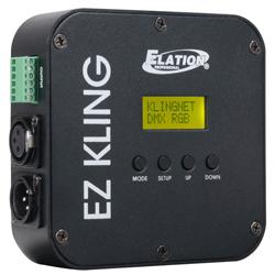 American DJ EZ-KLING RJ45 to DMX and RJ45 to KlingNet Interface Controller