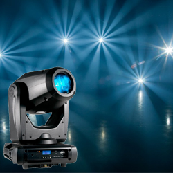 American DJ FOCUS-SPOT-THREE-Z 100W LED Moving Head Light with Motorized Focus and Zoom
