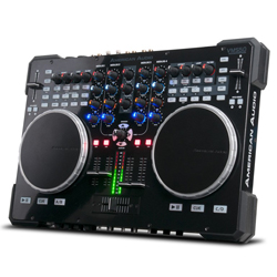 American Audio VMS5 Next Generation 6 Channel MIDI DJ Controller
