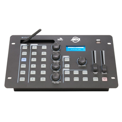 American DJ WIFLY-NE1-BATTERY Battery Powered Wireless DMX Controller for WiFLY DMX Products