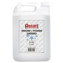 Antari SL-5N Snow Fluid 5L (Discontinued Clearance)