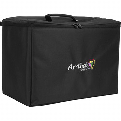Arriba Cases ATP19 Stackable Rolling Series 19-inch Wide Multi-Purpose Padded Bag 19x12x14