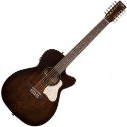 Art & Lutherie 042487 Legacy Bourbon Burst CWQ QIT Acoustic Electric 12 String RH Guitar