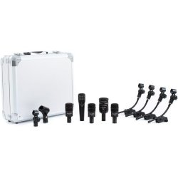 Audix DP5A - Complete Drum Microphone Package