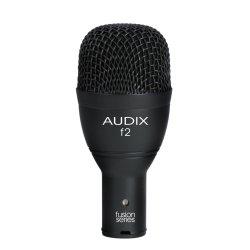 Audix f2 Dynamic Hypercardioid Instrument Microphone