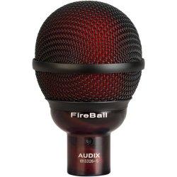 Audix FireBall Dynamic Harmonica and Instrument Microphone