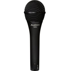Audix OM6 Handheld Hypercardioid Dynamic Microphone