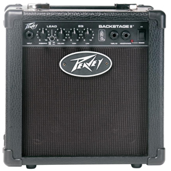 Peavey 00590630 BACKSTAGE Trans Tube 6 Inch Combo Guitar Amplifier