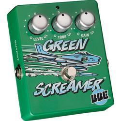 BBE Sound Inc. Green Screamer Vintage Overdrive Pedal