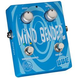 BBE Sound Inc. Mind Bender Dual-Mode Vibrato/Chorus Pedal