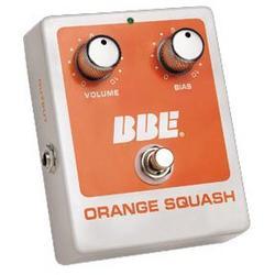 BBE Sound Inc. Orange Squash Vintage Compression Circuit With FET Design