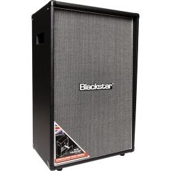 """Blackstar HT212VOCMKII 2x12"""" Vertical Slanted Front Electric Guitar Extension Cabinet"""