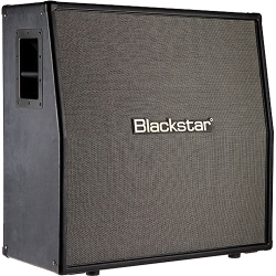 "Blackstar HTV412AMKII 320-watt 4x12"" Electric Guitar Slant Extension Cabinet"