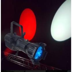 Blizzard ARIA PROFILE RGBW LED Ellipsoidal Spot Fixture