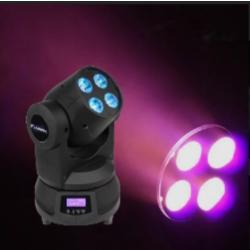 Blizzard FLURRY-EXA RGBAW+UV LED Mini Moving Head Wash