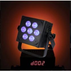 Blizzard HOTBOX-RGBA Quad Color LED Light Fixture