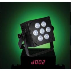 Blizzard HOTBOX-RGBW Quad Color LED Light Fixture