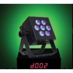 Blizzard HOTBOX 5-RGBAW-BLK LED PAR Light-Black