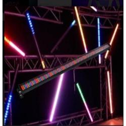 Blizzard PIXELSTORM 240 RGB LED Color/Pixel Bar with Multiple DMX Channel Modes