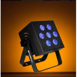 Blizzard SKYBOX 5 LED RGBAW Par Fixture with Rechargeable Battery & Wireless DMX