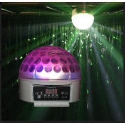 Blizzard SNOWBALL RGBW LED Multi Beam Effect Light