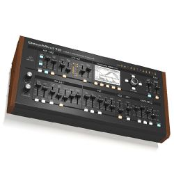 Behringer DEEPMIND12-D True Analog 12 Voice Polyphonic Desktop Synthesizer
