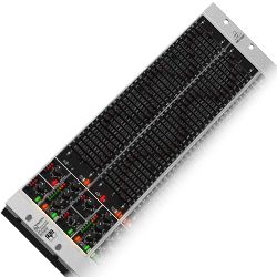 Behringer FBQ6200HD High-Definition 31 Band Stereo Graphic Equalizer with FBQ