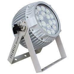 Blizzard COLORISE INFINIWHITE (W) White Casing 18 5W Amber/White/Cool LEDs Par Fixture