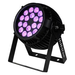 Blizzard COLORISE QUADRA (B) Black Casing 18 10W RGBW LEDs Par Fixture with AnyFi Wireless DMX