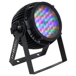 Blizzard COLORISE ZOOM RGBAW (B) Black Casing 36 3W RGBAW LEDs Par Light