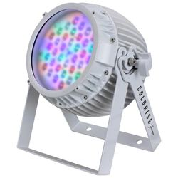 Blizzard COLORISE ZOOM RGBAW (W) White Casing 36 3W RGBAW LEDs Par Light