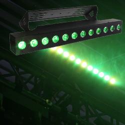 Blizzard HOTSTIK EXA 12 15W RGBAW+UV LED Panel Light