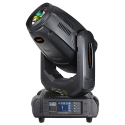 Blizzard KRYOMORPH 3-in-1 280W Discharge Lamp in Moving Head Light Fixture