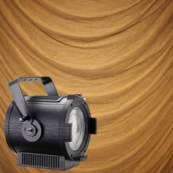Blizzard OBERON FRESNEL (B) Black Casing High CRI 100W LED Fresnel Fixture